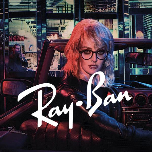 Collections lunettes Ray-Ban chez Visu'elles opticien