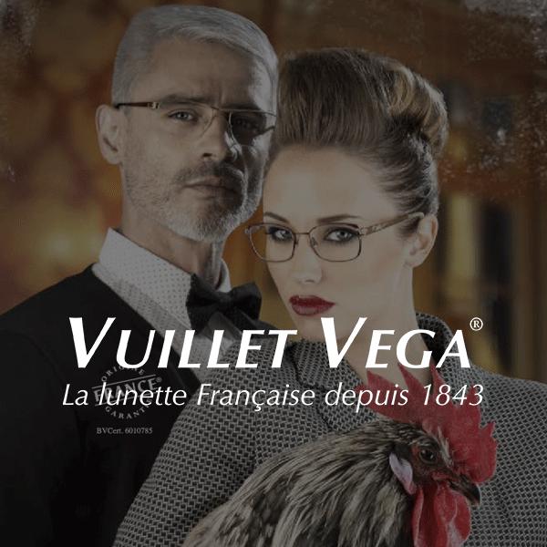 Collections lunettes Vuillet Vega chez Visu'elles opticien
