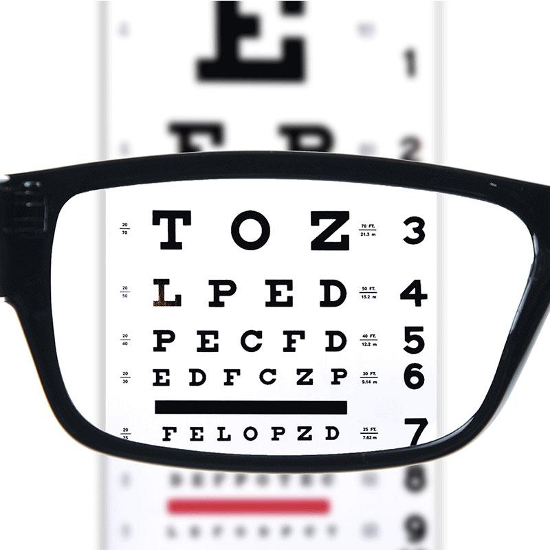 Examen de vue chez Visu'elles Opticien à Sainte-Foy-lès-Lyon