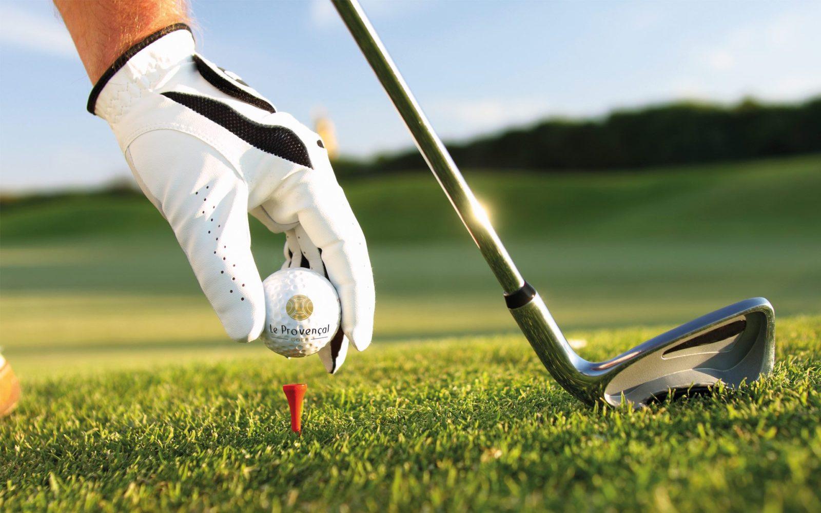 lunette pour le golf
