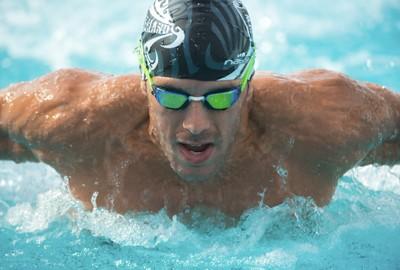 lunette de piscine a la vue